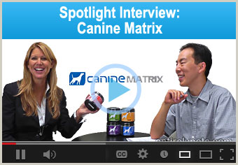 Canine Matrix Spotlight Interview Video