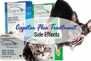 Capstar Flea Treatment Side Effects