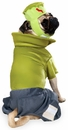 Casual Canine Frankenhound Costume Green - LARGE