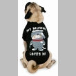 Casual Canine My Mummy Loves Me Tee Small/Medium