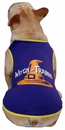 Casual Canine Witch in Training Tee Purple - SMALL