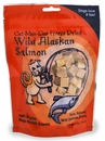 Cat-Man-Doo Freeze Dried Wild Alaskan Salmon Cubes (2 oz)
