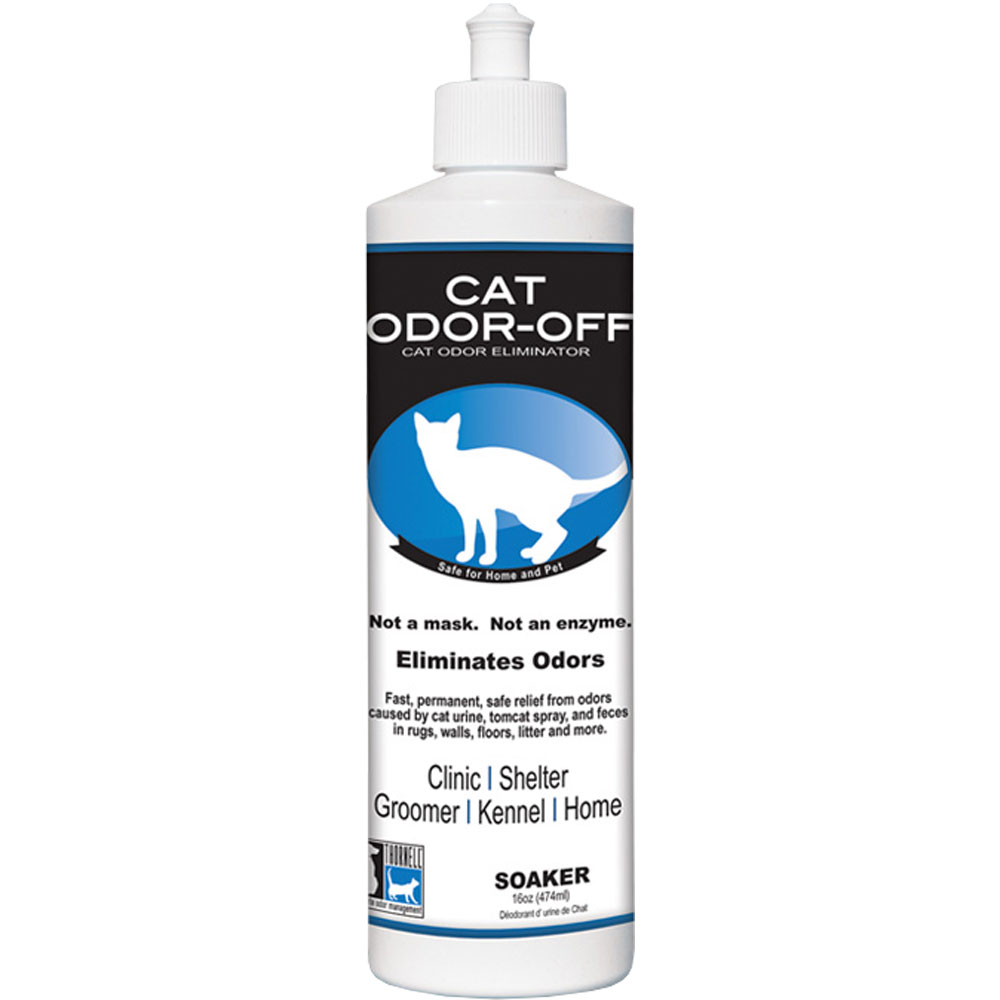 Cat Odor-Off Soaker (16 oz)