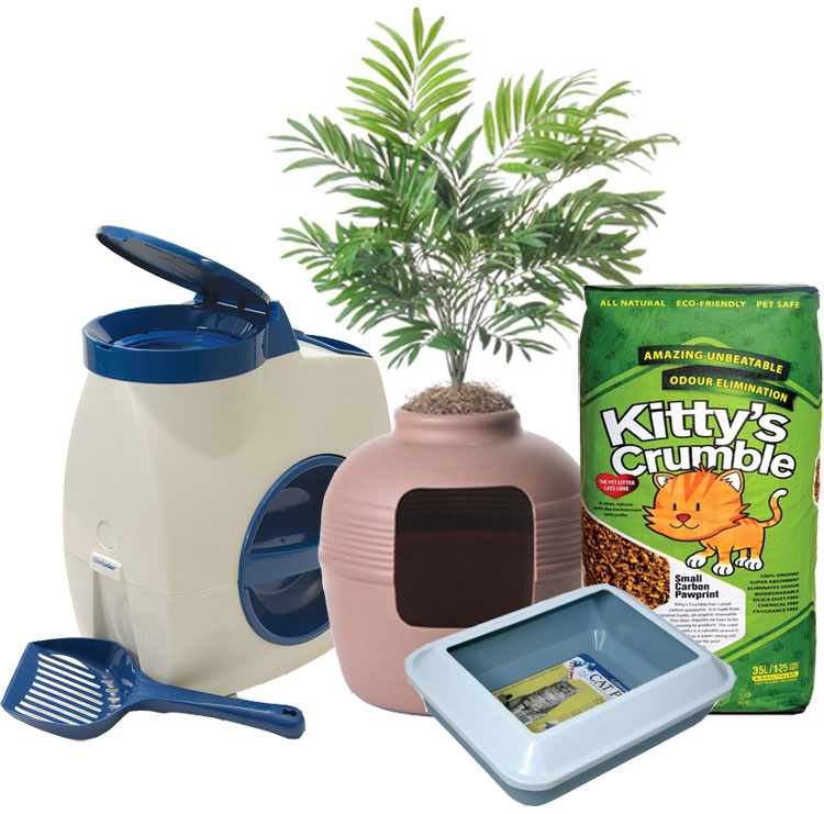 Cat Waste Products & Supplies