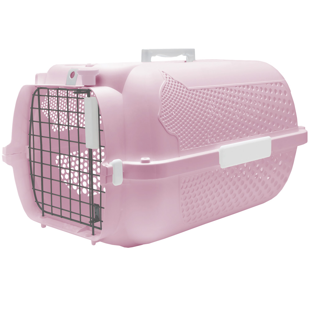 cat carrier catit voyageur model 100 small pink carrier. Black Bedroom Furniture Sets. Home Design Ideas
