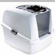 Catit White Tiger Cat Pan - Jumbo