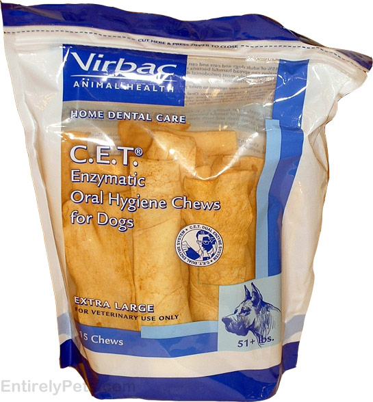 CET Chews for Extra Large Dogs (15 Chews)