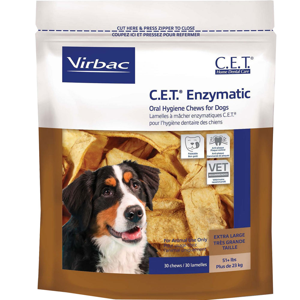 CET Chews for X-Large Dogs (30 Chews)