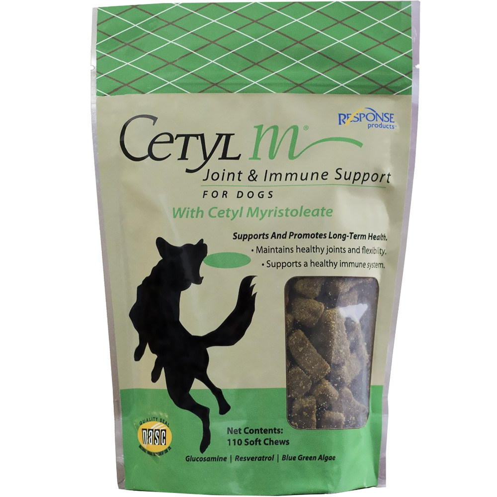 Cetyl M Joint & Immune Support for Dogs (110 Soft Chews)