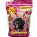 Charlee Bear Dog Treats with Turkey Liver & Cranberries -16 oz