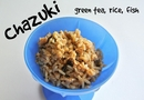 Chazuke Recipe for Dogs