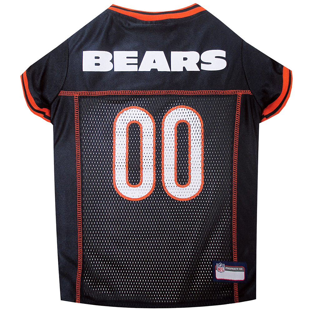 Chicago Bears Dog Jerseys