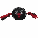 Chicago Bulls Plush Dog Toy