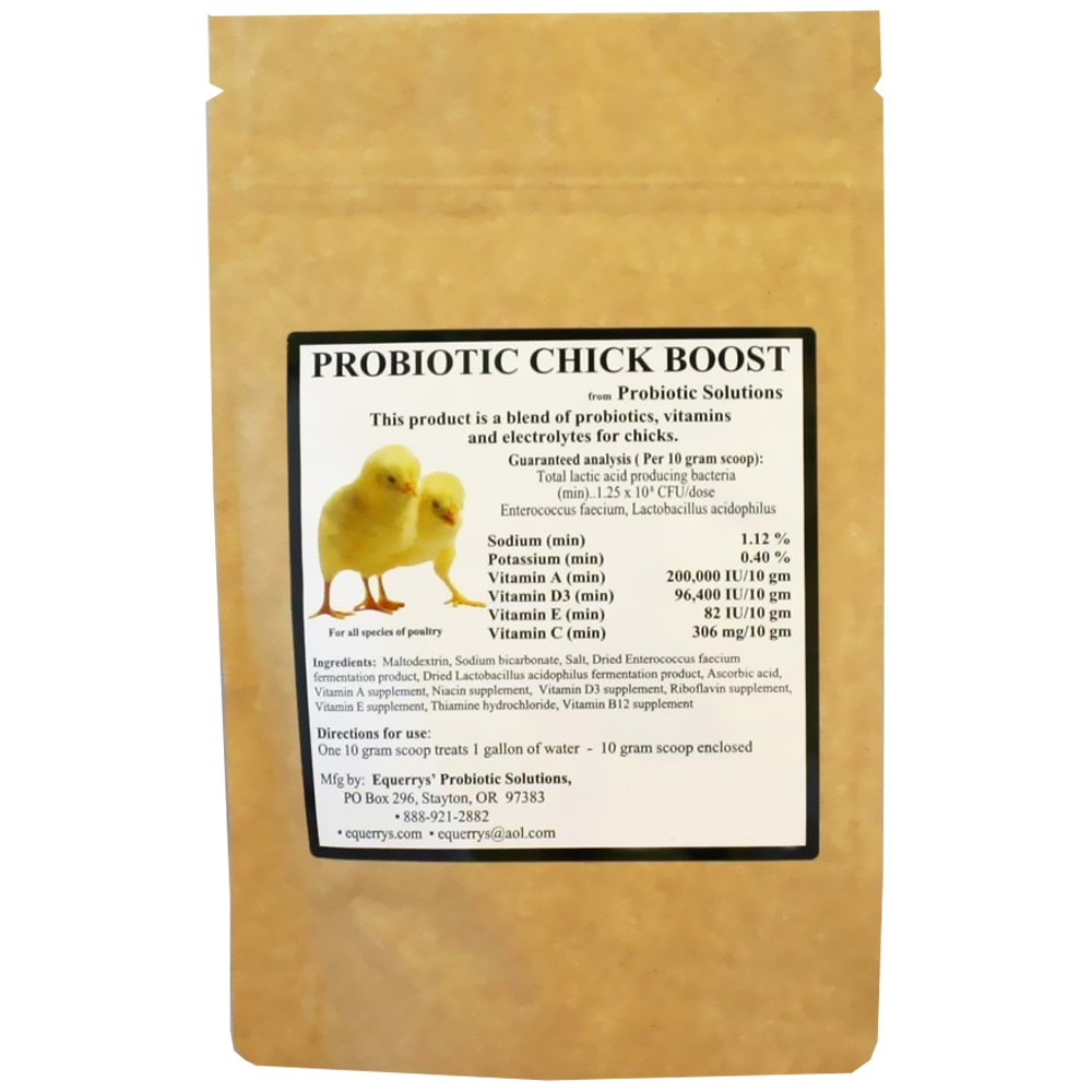 Chick Boost & Egg Boost