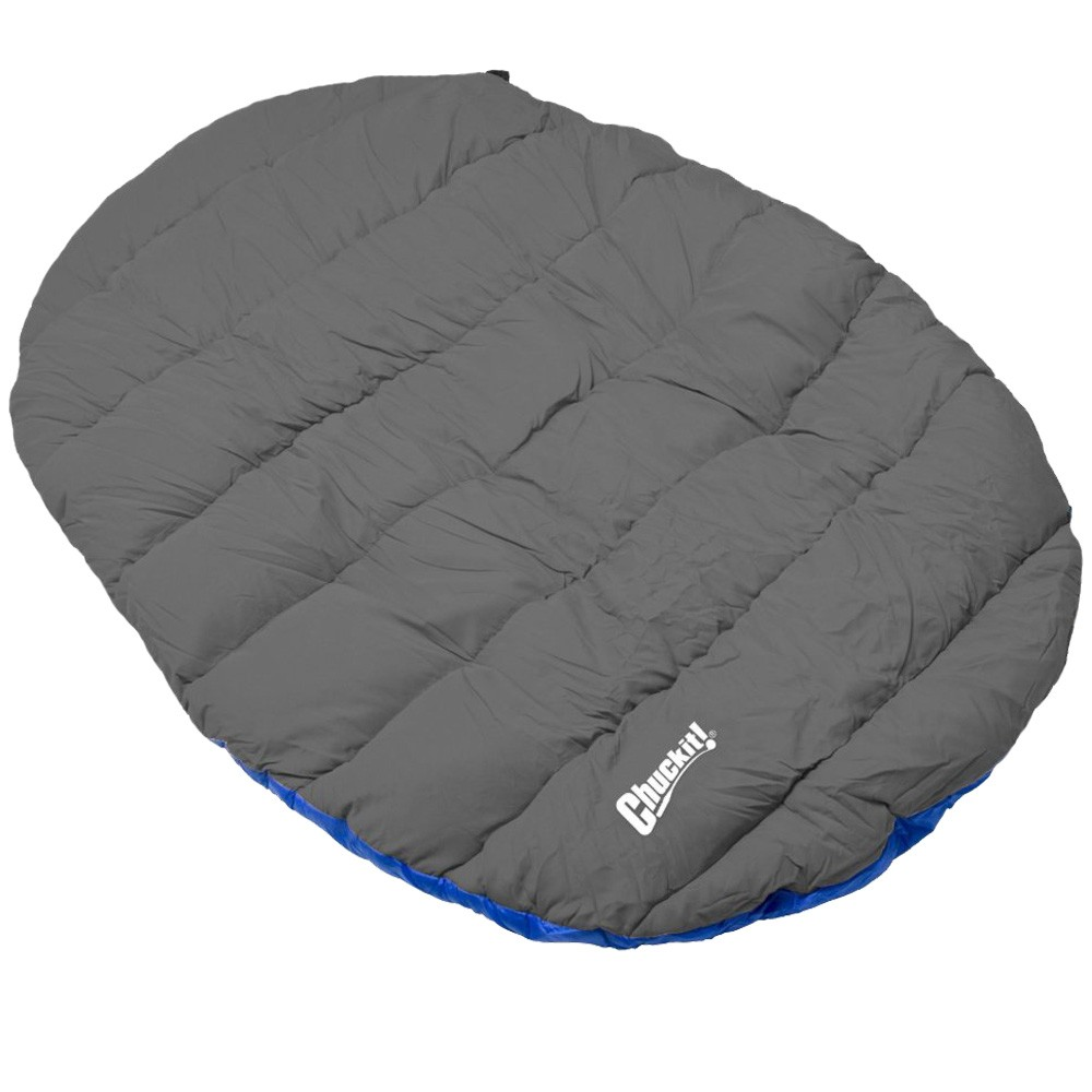 Chuckit! Travel Bed Gray/Blue