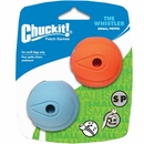 Chuckit! Whistler Ball Small (2 Pack)