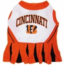 Cincinnati Bengals Cheerleader Dog Dresses