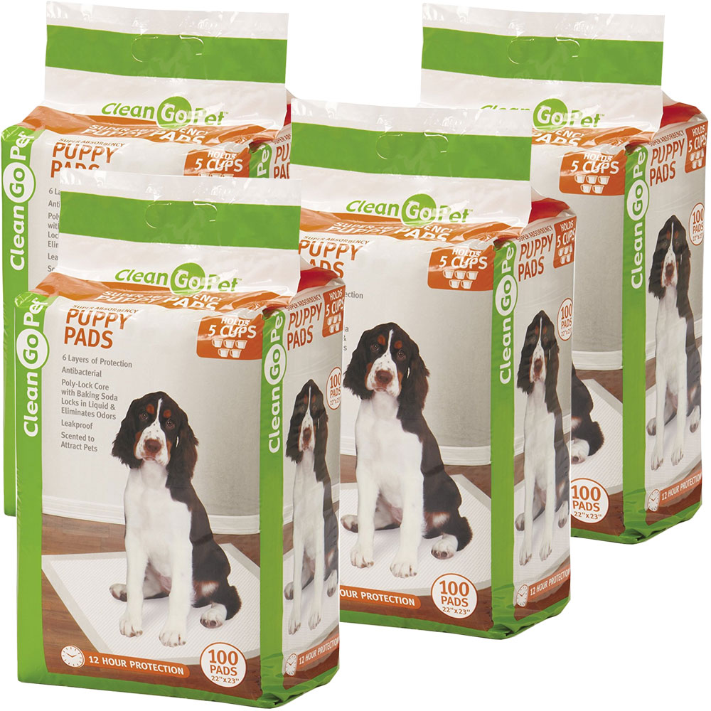 Clean Go Pet Super Absorb Puppy Pads (400 count)