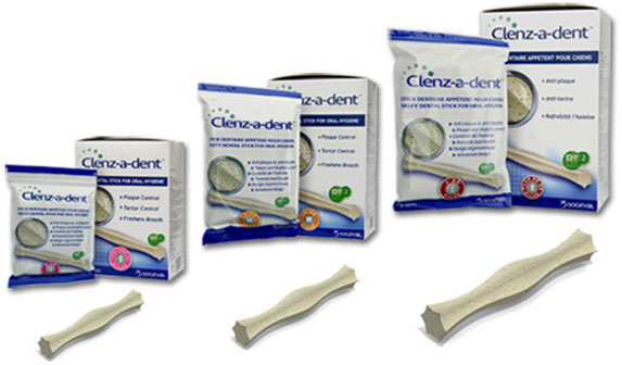 Clenz A Dent Dental Treats