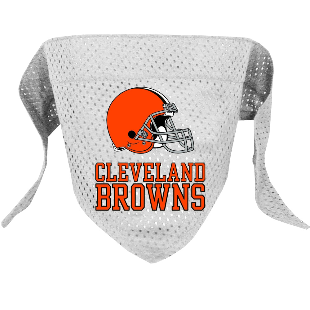 Cleveland Browns Dog Bandanas