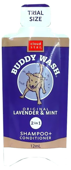 Cloud Star Buddy Wash 2 in 1 Lavender & Mint 12ml PENNY SAMPLE