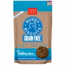 Cloud Star Grain Free Buddy Biscuits for Cats Tempting Tuna (3 oz)