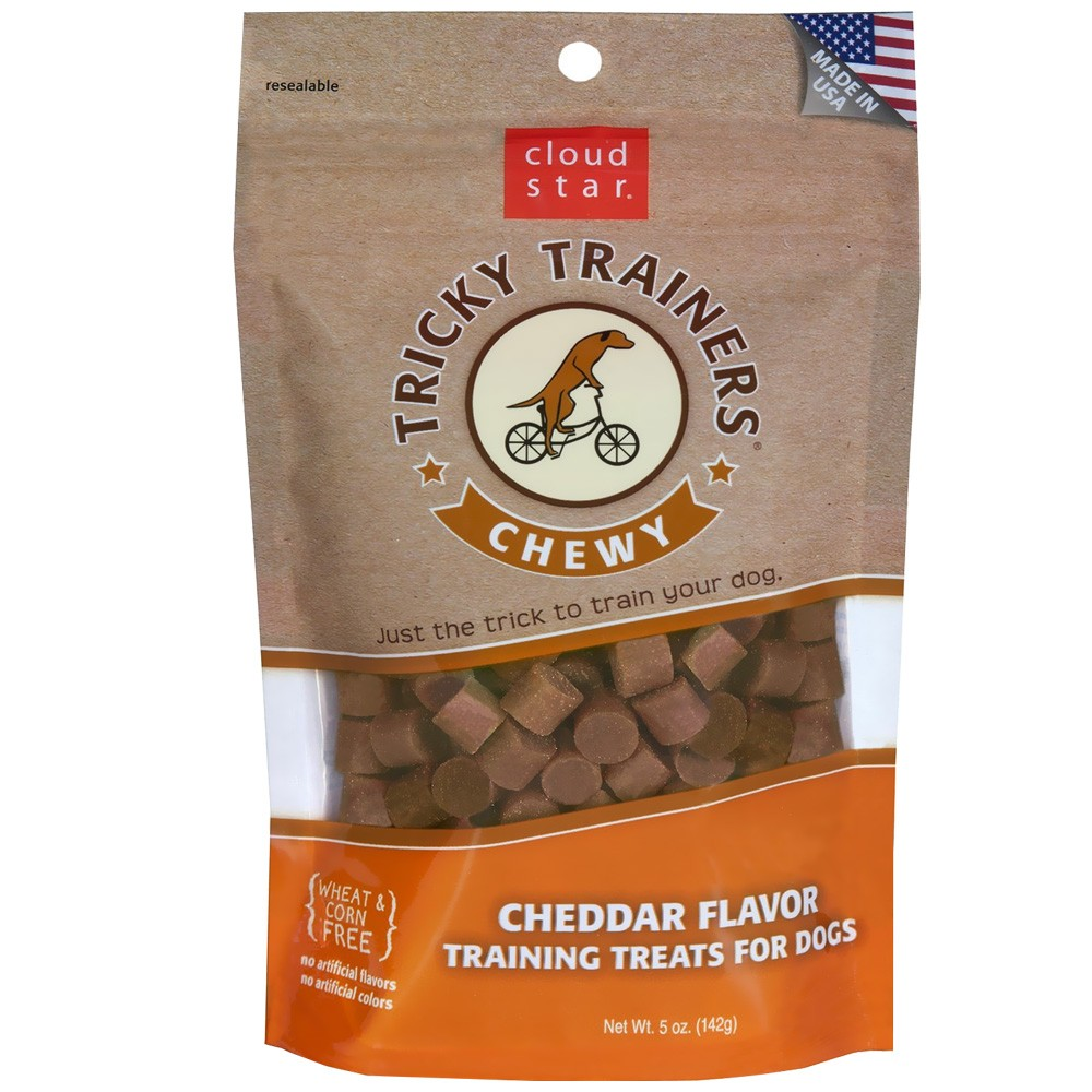 Cloud Star Training Treats