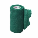 "Co Flex 4"" x 5 yds - GREEN"