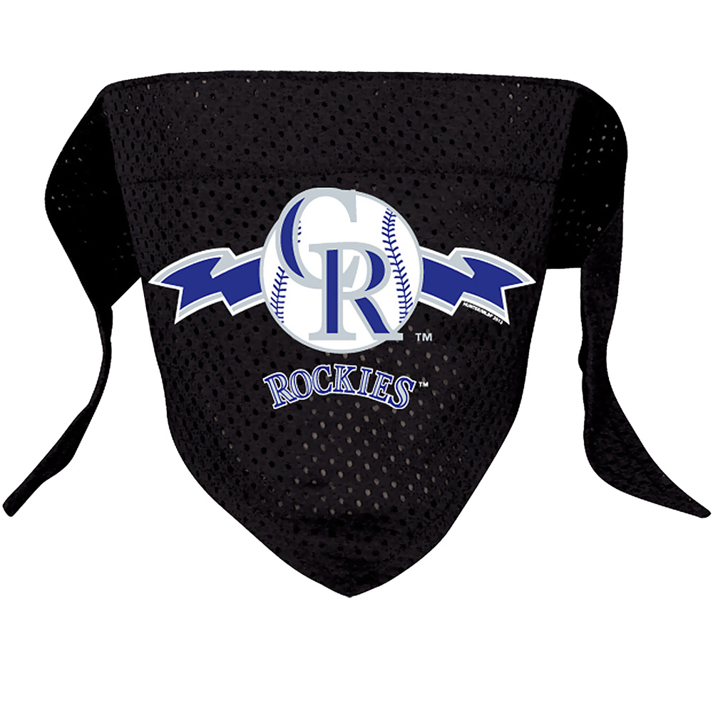 Colorado Rockies Dog Bandanas