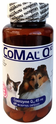 CoMal Q-10 45 mg (120 capsules) by Nutramax Laboratories Inc.