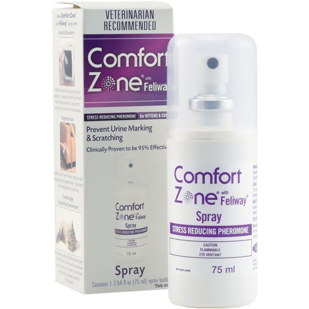 Comfort Zone Feliway Spray (75 mL)
