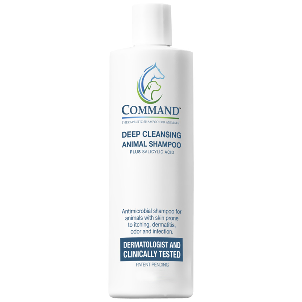 Command™ Deep Cleansing Animal Shampoo