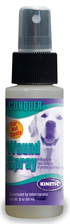 Conquer Wound Spray