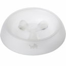 Contech EatBetter Medium White Food Bowl