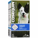 COSEQUIN Bonelets Hip and Joint Supplement for Dogs - 75 Chewable Tablets