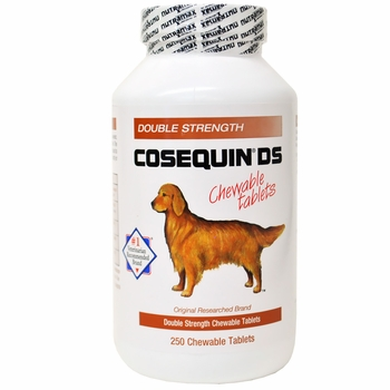 cosequin ds chewable tablets 250 count. Black Bedroom Furniture Sets. Home Design Ideas