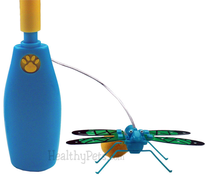 Crazy Cat - Cat Quest Motorized Cat Toy