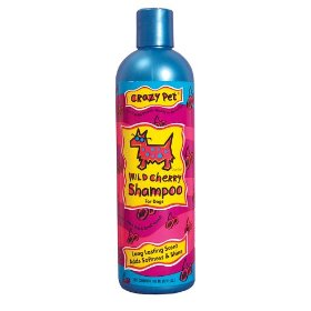 Crazy Dog Shampoos and Sprays