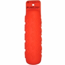"D.T. Systems Sporting Dog Soft Mouth Trainer Dummy Large - Orange (11.5"" x 2.5"" x 2.5"")"