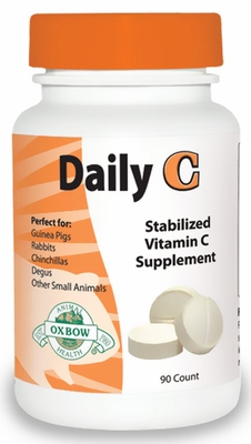 Daily C Stabilized Vitamin C Supplement (90 tabs)