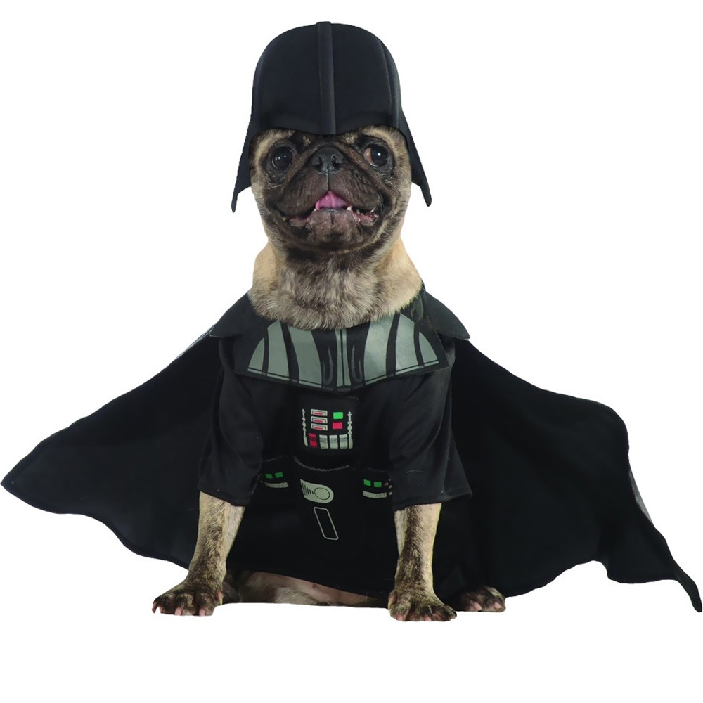 Darth Vader Dog Costume - Small