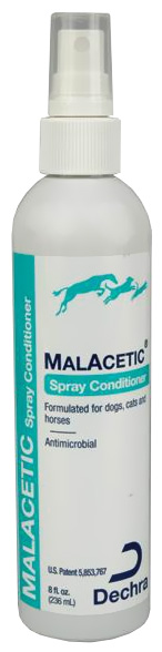 Dechra MalAcetic Conditioner for Dogs and Cats (8 oz.)