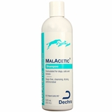 Dechra MalAcetic Shampoo for Dogs and Cats (12 oz)