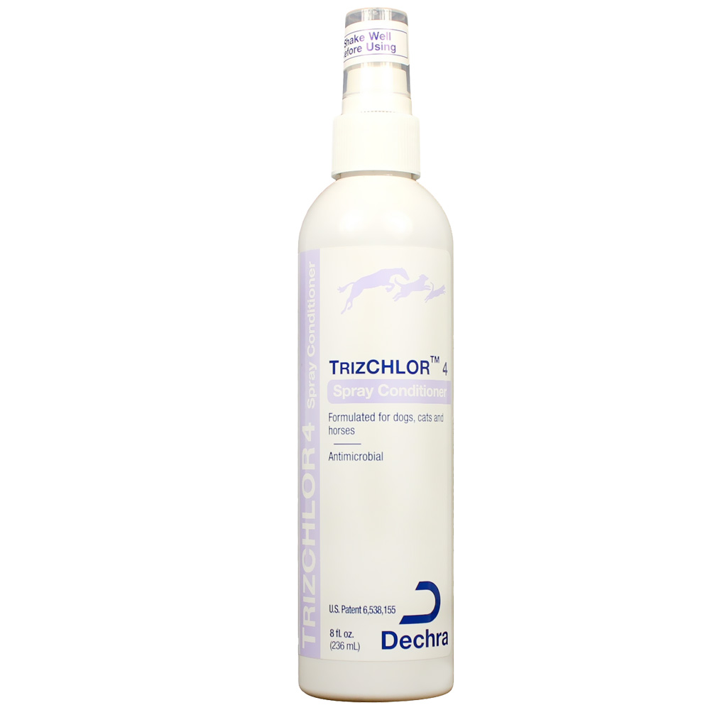 Dechra TrizCHLOR 4 Spray Conditioner (8 oz)