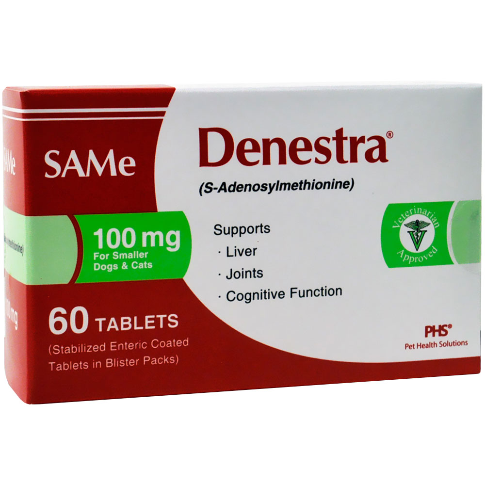 Denestra SAMe 100 mg (60 Tablets)