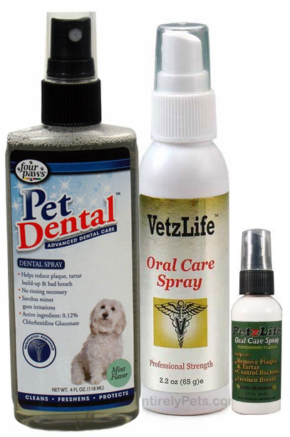Dental Sprays for Dog