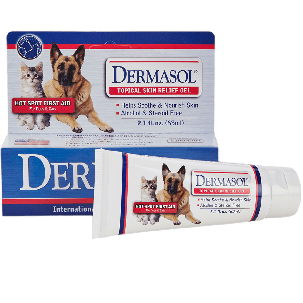 Dermasol Skin Care for Dogs & Cats