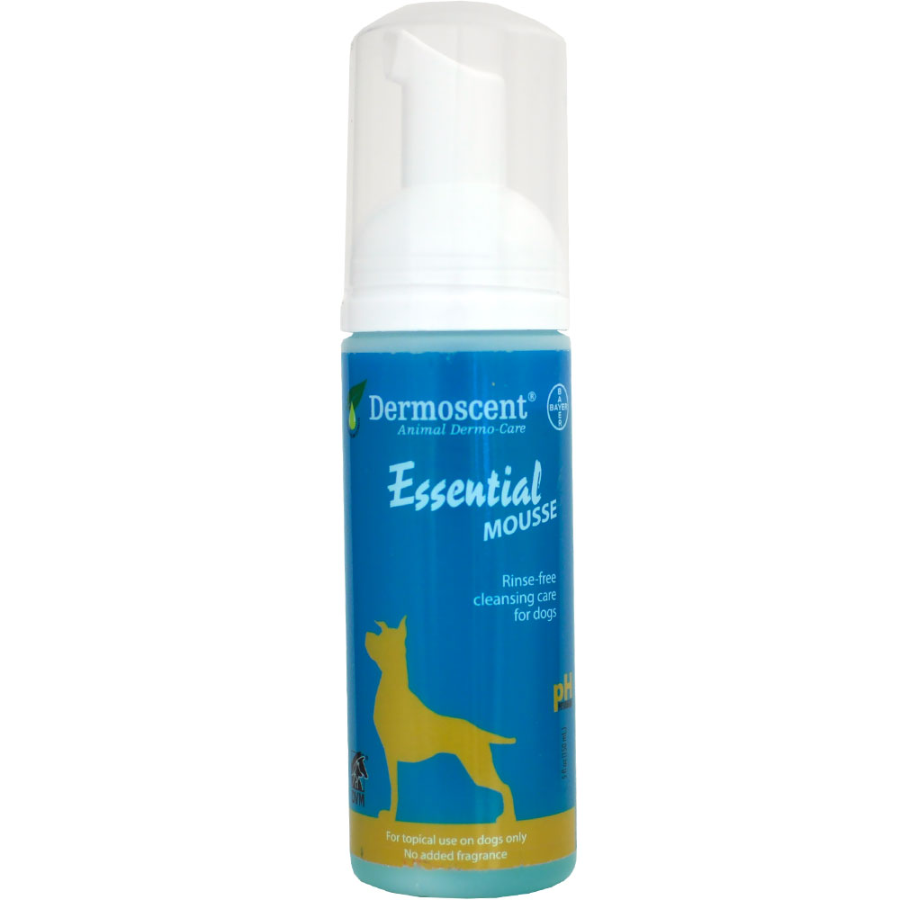 Dermoscent Essentials Mousse for Dogs (150 ml)