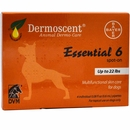 Dermoscent Spot-On Skin Care for Small Dogs  (Up to 22 lbs)