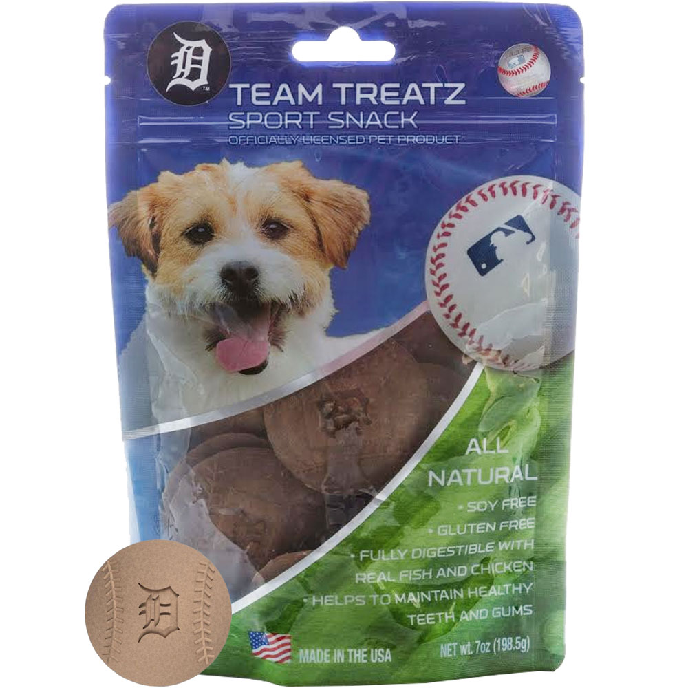 Detroit Tigers Dog Treats